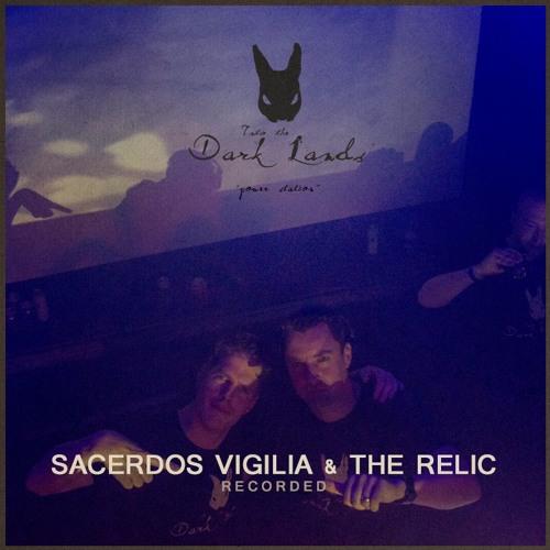 "SACERDOS VIGILIA & THE RELIC @ Into The Dark Lands ""Power Station"""