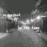 scapegoat in the town Artwork