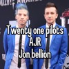 Twenty One Pilots vs Jon Bellion vs AJR Mashup-Heathens/All Time Low/I'm Not Famous
