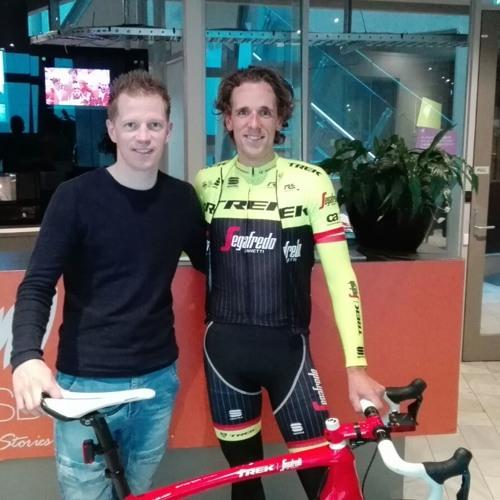 Zwift SBS Cycling Podcast - /!\ Special Guest - Koen de Kort from Trek Segrafredo