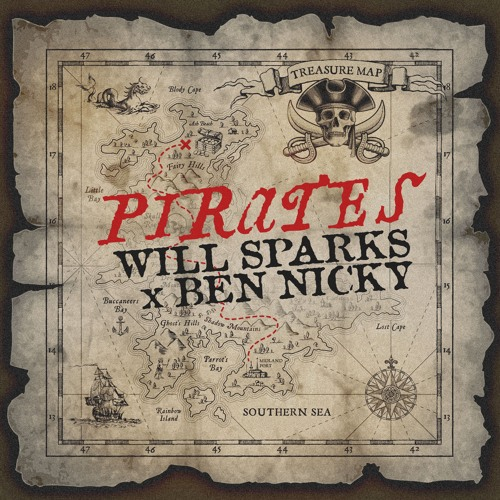 Will Sparks & Ben Nicky - Pirates