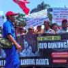 Tolak PHK, Puluhan Awak Tangki Pertamina Bandung Demo Jalan Kaki Menuju Istana Presiden