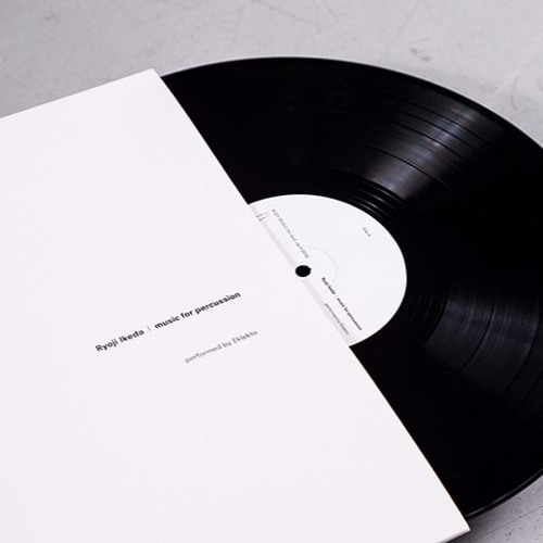 Ryoji Ikeda- Music For Percussion
