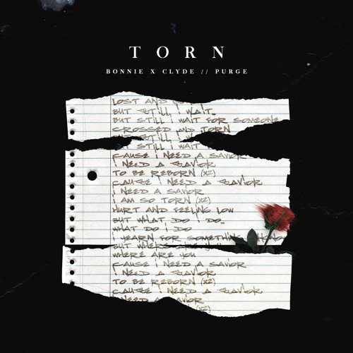 BONNIE X CLYDE, PURGE - TORN (LINK TO MUSIC VIDEO)