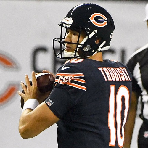 Mitch Trubisky goes to Baltimore, Cubs head to L.A.