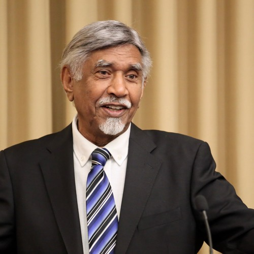 The Challenge of Peace-Making and the Pursuit of Justice with Mac Maharaj, 10/12/17
