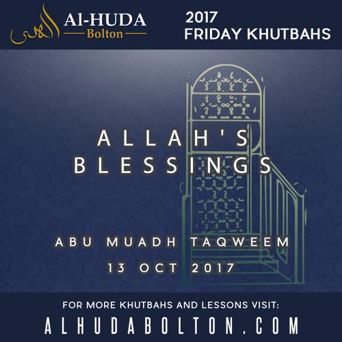 Allah's Blessings