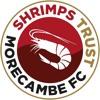 Rod Taylor (Morecambe FC Director) Shrimps Trust Launch 27/7/17