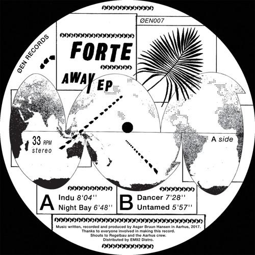 Forte - Away [ØEN007] Previews