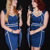 Boogie Woogie Bugle Boy - The Andrews Sisters Cover