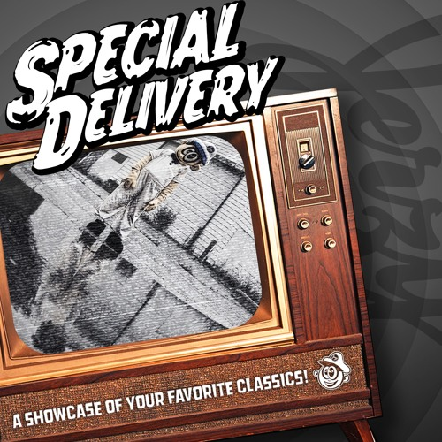 Jerzy Presents - Special Delivery