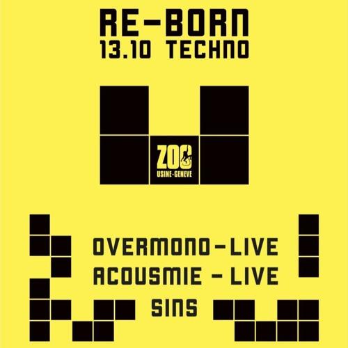 13.10.17 - Live act @ Le Zoo / l'Usine, Geneva