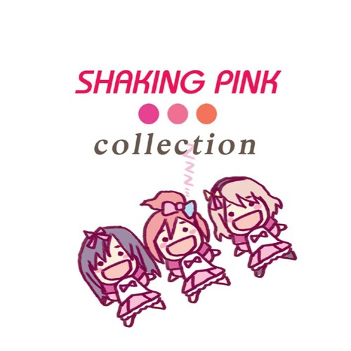 SHAKIN PINK collection