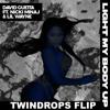 David Guetta Ft. Nicki Minaj & Lil' Wayne - Light My Body Up (TwinDrops Flip)[FREE DOWNLOAD]