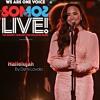 Demi Lovato - Hallelujah (at SOMOS Live!)