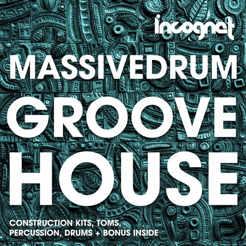 Massivedrum Groove House Samples (+Free Samples Inside)