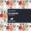 Gil Paulon DJ Set @ Berliner, Paris - 13/10/2017