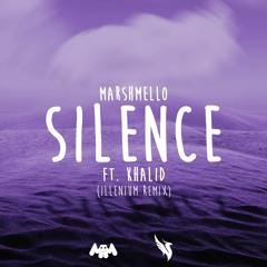 Marshmello - Silence ft. Khalid (Illenium Remix)