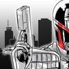 Judge Dredd 1995 - All Star Supercast #1
