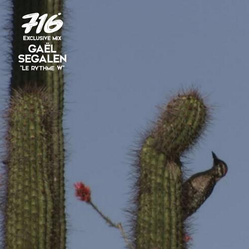 716 Mix - Gaël Segalen : Le Rythme W