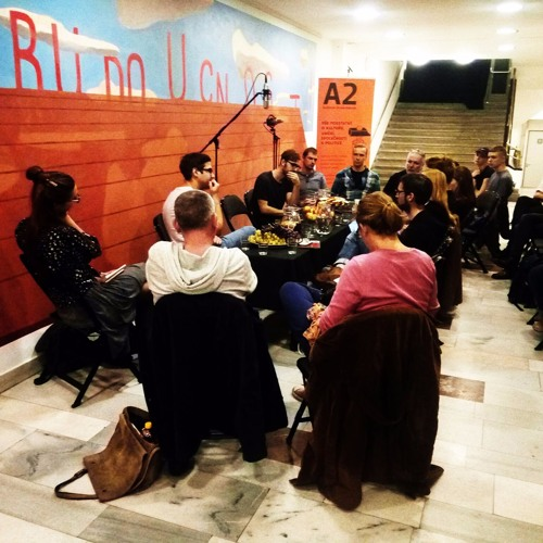 Diskuze A2: Krize a budoucnost alternativního divadla