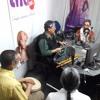 Equipo Triagrama en Radio Lila de Pencahue 14-Oct