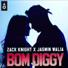 Zack Knight x Jasmin Walia - Bom Diggy mp3