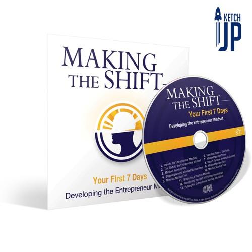 Darren Hardy - Making The Shift - Developing The Entrepreneur Mindset  FULL AUDIO