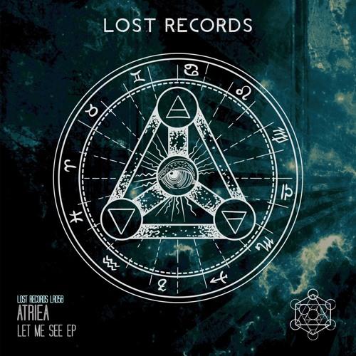 Atriea - Let Me See - Let Me See EP - LR058