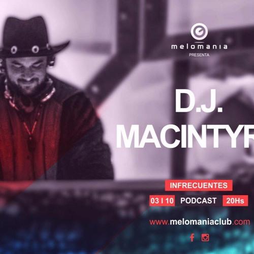 MelOmania Club Mix - D.J. MacIntyre Live at UGS Endless Summer