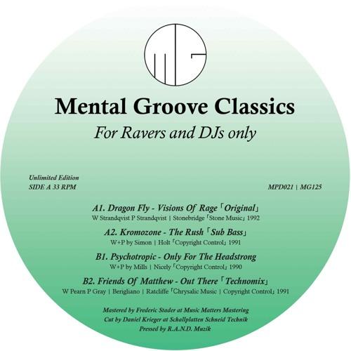 Mental Groove Classics - Expand Your Mind (MEGAMIX)