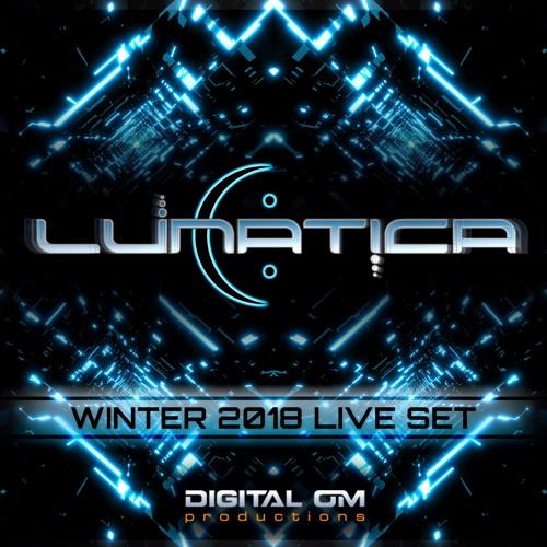 Lunatica Winter 2018 Live Set (Digital Om)