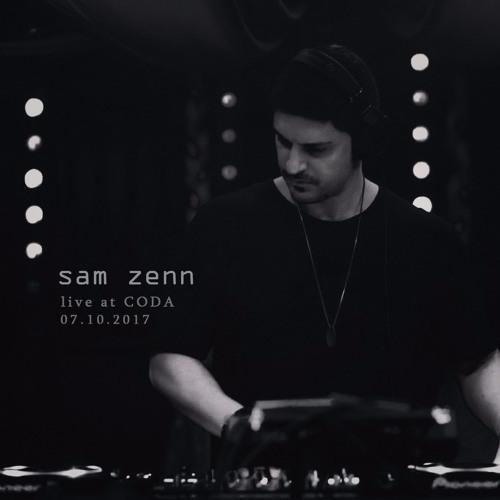 Sam Zenn (opening for Bedouin) - Coda 07.10.2017
