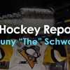 Tues.Oct 17:Joe talks to the Host of The Hockey Report Launy Schwartz about the NHL