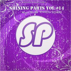 DJ Sub Provider - Shining Parts Vol 14 - June 2017 - Deep  Soul Liquid DnB