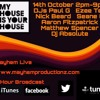 Seane - C - Live @ My House Is Your House, Part 4, 14.10.17