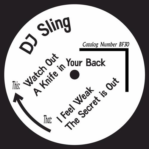 PREMIERE : DJ Sling - The Secret Is Out