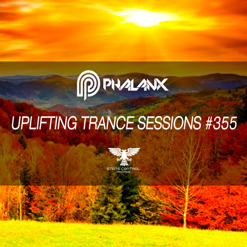 DJ Phalanx - Uplifting Trance Sessions EP. 355 / aired 17th October 2017
