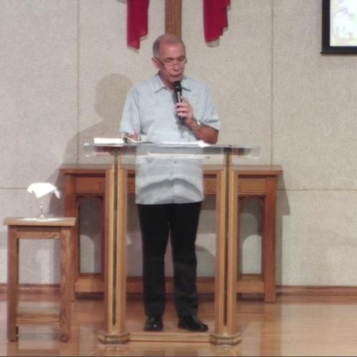 """God Has Your Back"" - Senior Pastor Marc Rivera"