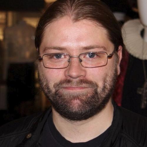 Helgi Hrafn Gunnarsson pírati