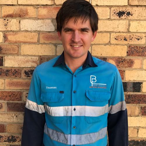 Thomas Robertson - Graduate Surveyor