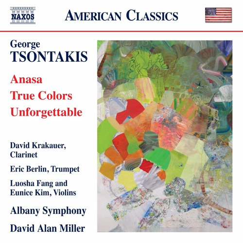 True Colors for Trumpet and Orchestra by George Tsontakis - Eric Berlin and the Albany Symphony Orchestra