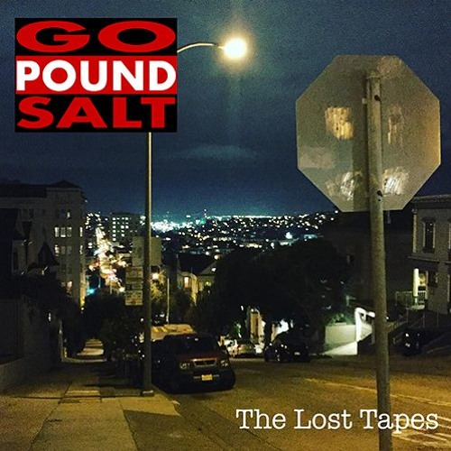 Go Pound Salt - Leather