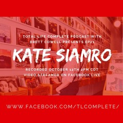 EP21 - Kate Siamro Record Store Girl, Reporter and Canadian