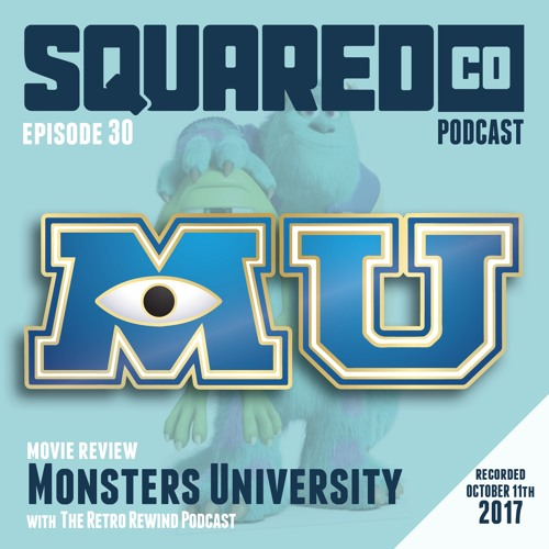 Episode 30 Monsters University Movie Review