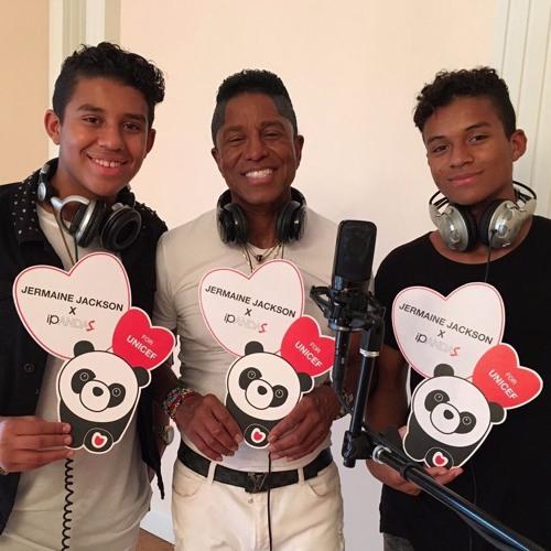 iPANDAS I Love You - Jermaine Jackson,  Jaafar Jackson and Jermajesty Jackson