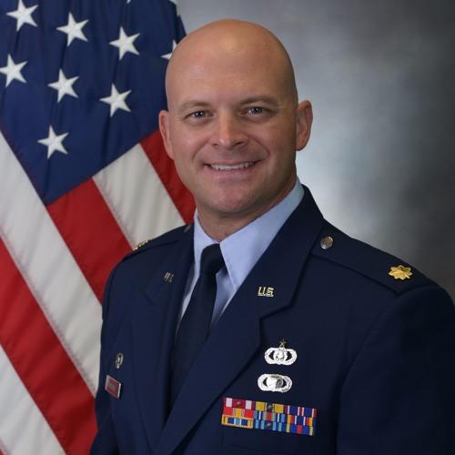 Major Michael Hoerber of the USAF Heritage of America Band - STNJ, Episode 140