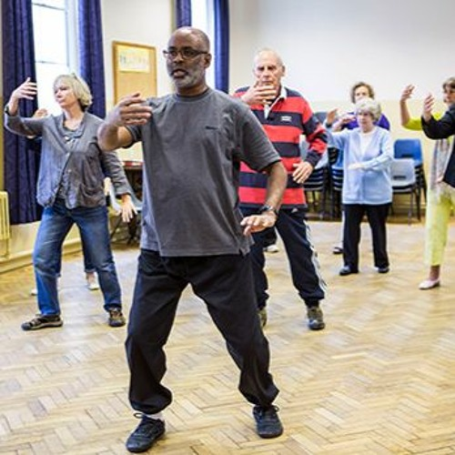 """Exercise in old age - """"we need kendo classes in Huddersfield"""""""