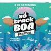 2017.09.06 - Amine Edge & DANCE @ So Track Boa - Estadio Do Caninde, Sao Paulo, BR