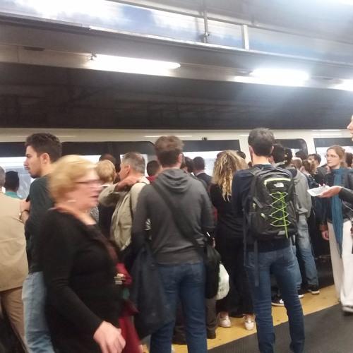 MetroB Roma - il guasto tecnico